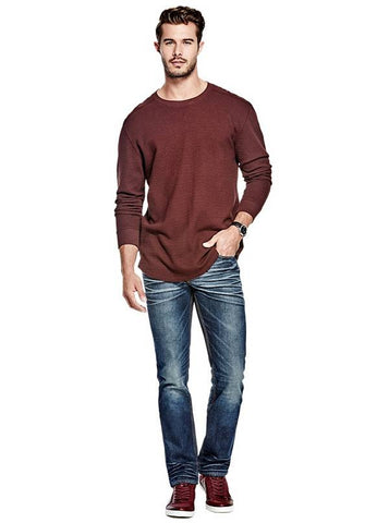 Guess Slim Straight Hardened Wash