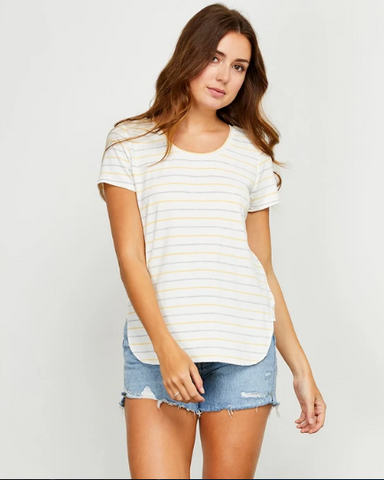 Gentle Fawn Alabama Sketch Stripe