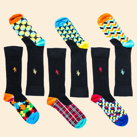 Daring Dozen Sock Drawer