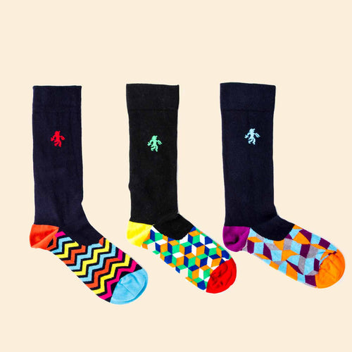 OUTLET Winning Trio Socks