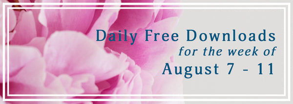 Daily Free Downloads for the Week of August 7 through 11