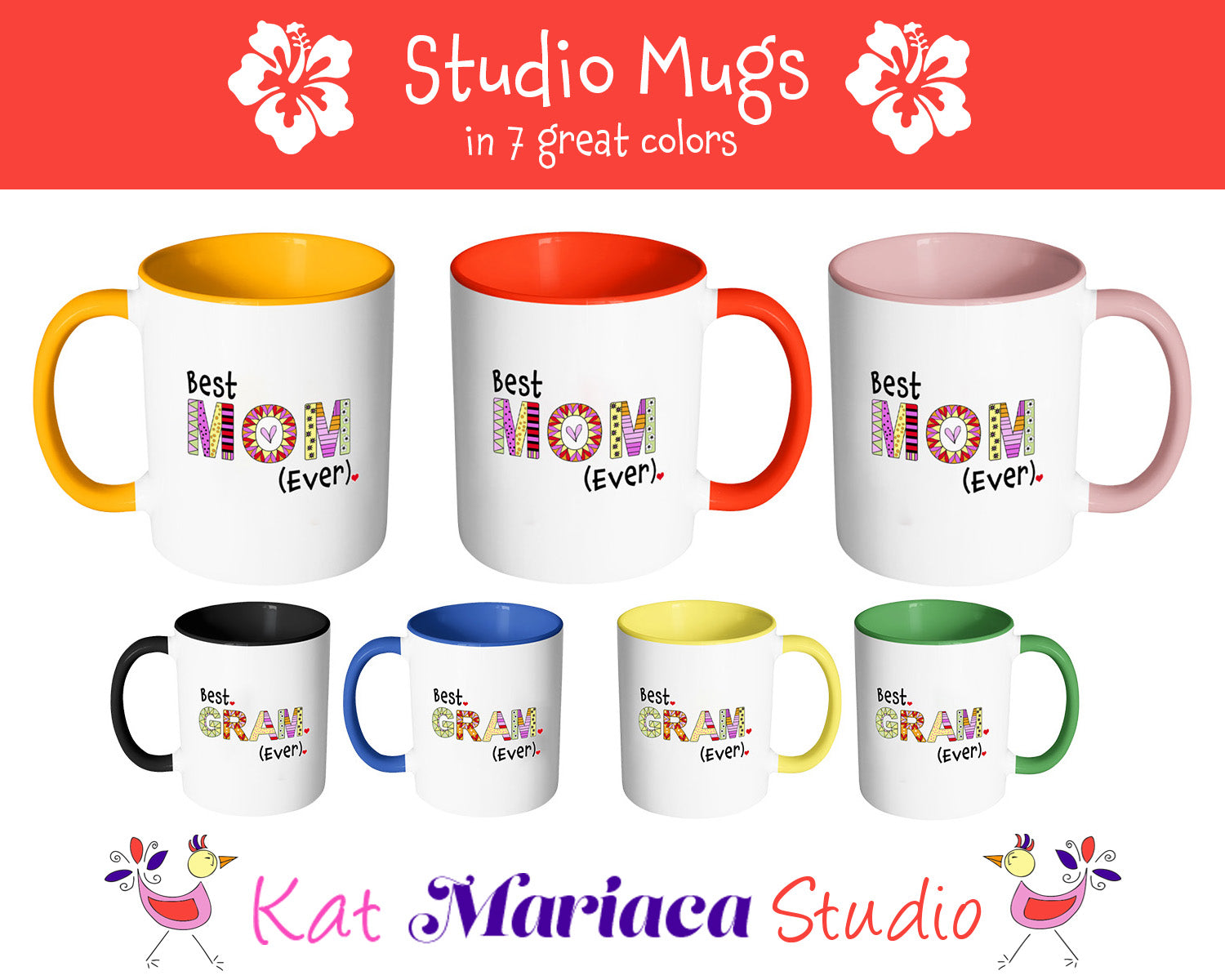 Best Aunt Ever 2 Tone Coffee Mug Gift For Your Aunt