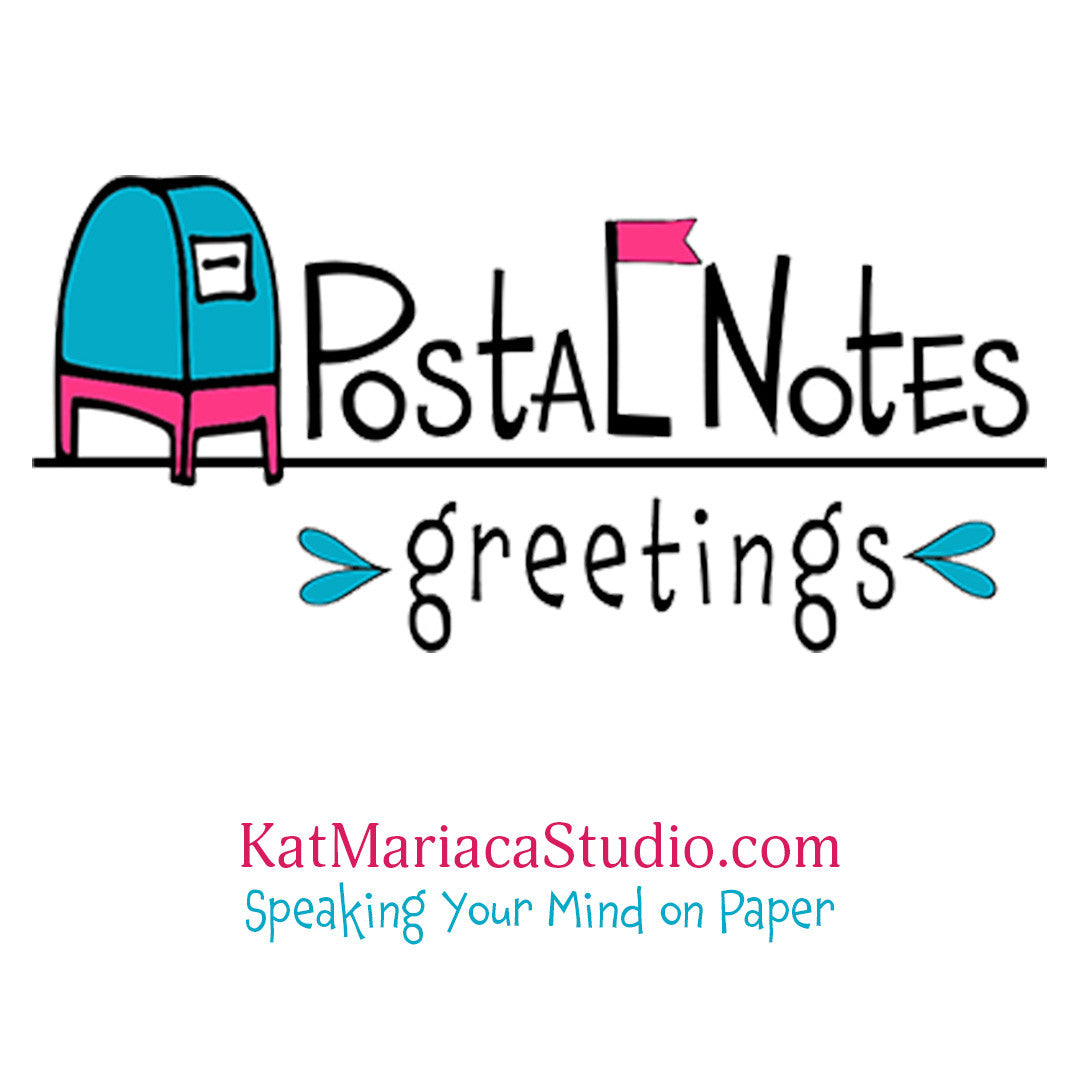 I Have Pms Funny Adult Greeting Card Kat Mariaca Studio