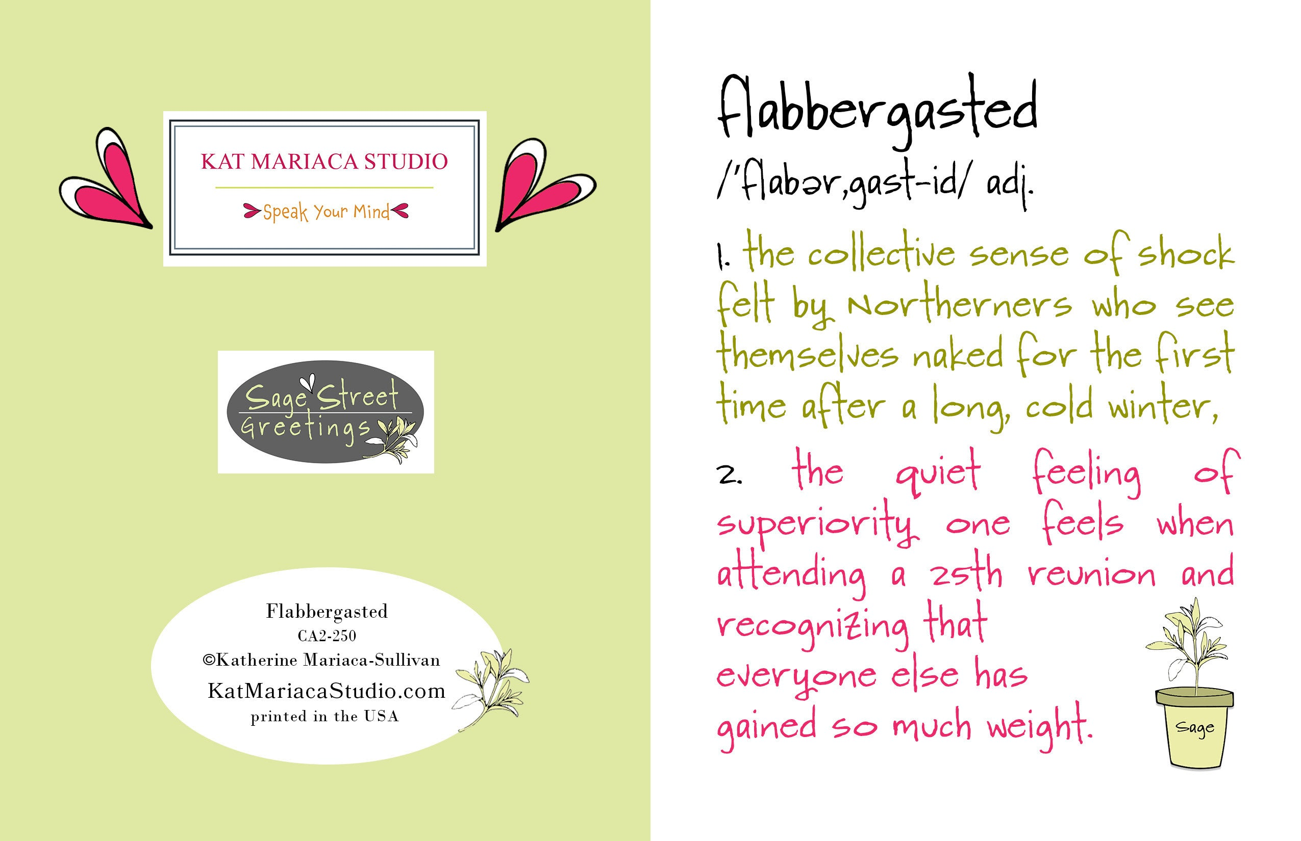 Flabbergasted a very funny greeting card katmariacastudio flabbergasted a very funny greeting card m4hsunfo
