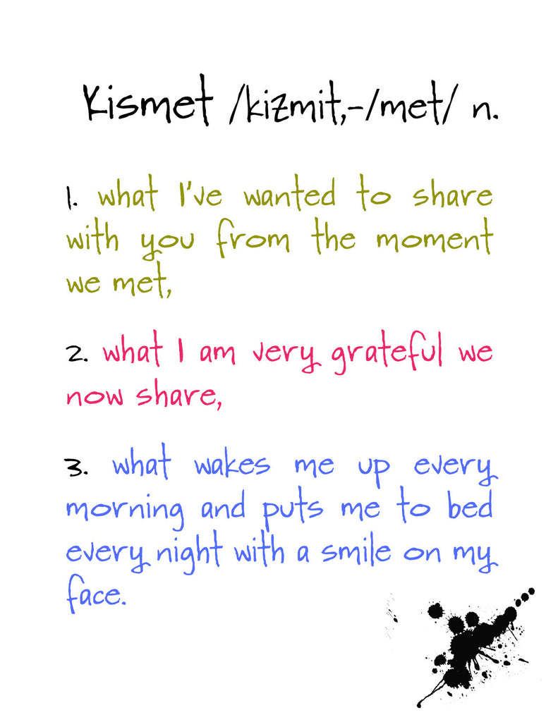Kismet - Celebration of Love Greeting Card - KatMariacaStudio - 4