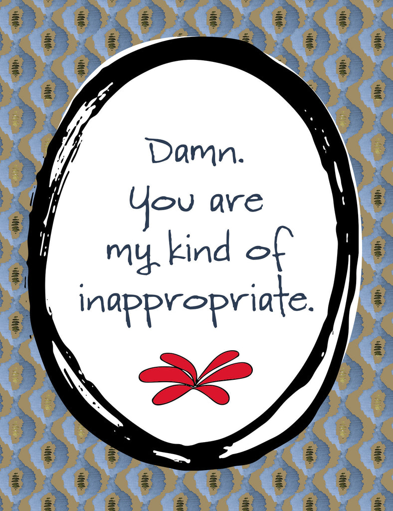 Sexy Love Card - My Kind of Inappropriate - KatMariacaStudio - 4