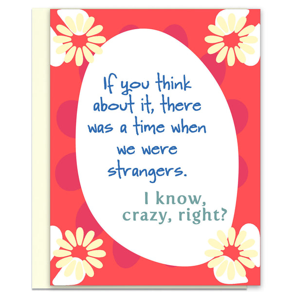 We Were Strangers - Relationship Card - KatMariacaStudio - 1