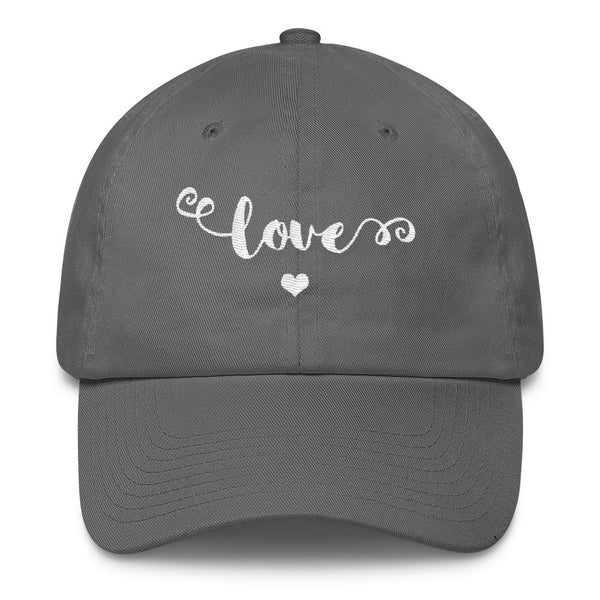 Love Cap - Love Hat - Cotton Cap