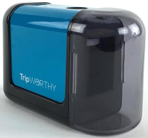 OfficeWorthy Battery Operated Pencil Sharpener