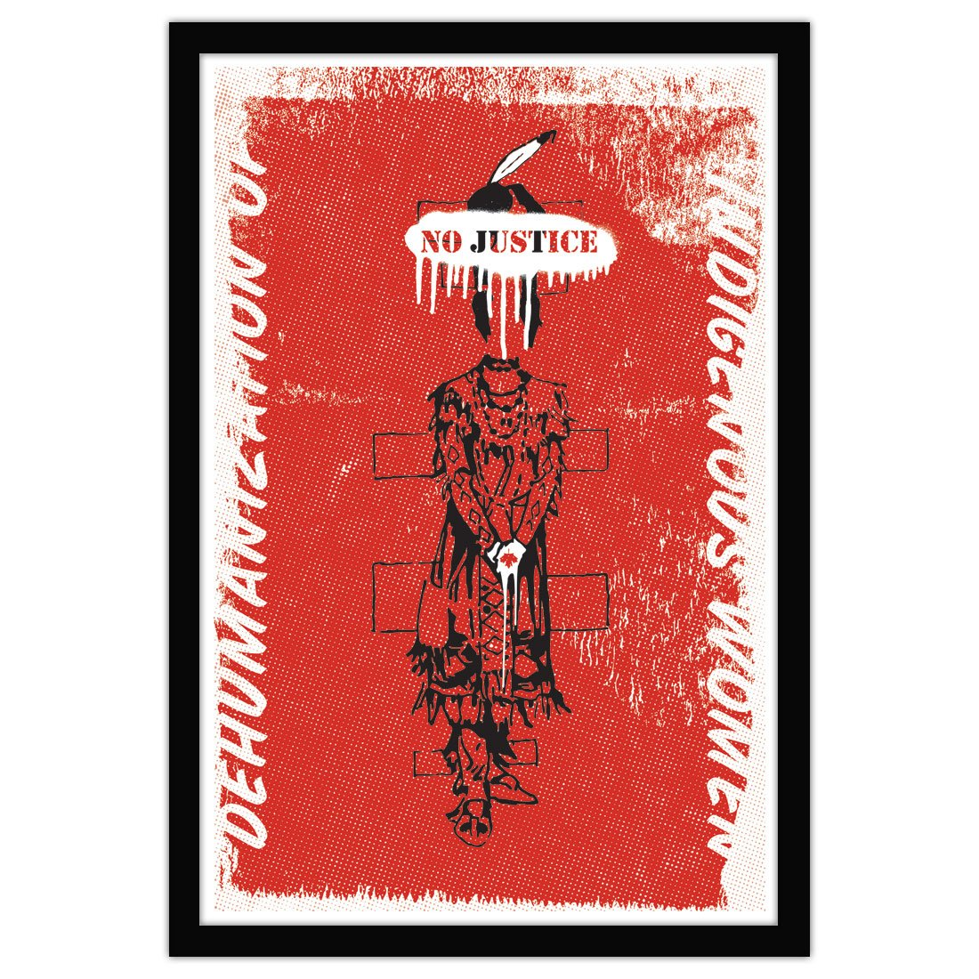 David Bernie Shop Prints Posters Fine Art Dehumanization