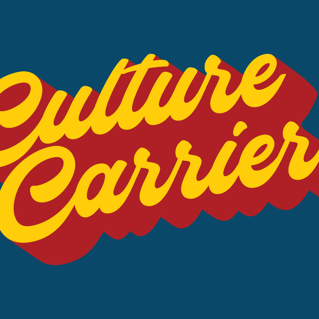 Culture Carrier stickers by David Bernie Indigenous Native American First Nations American Indian Aboriginal
