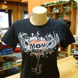MOMS ROCK! Ladies Relaxed Fit T