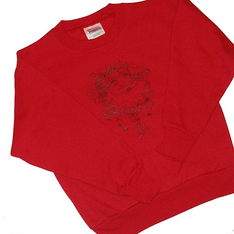 BELIEVE Toddler crew neck sweatshirt