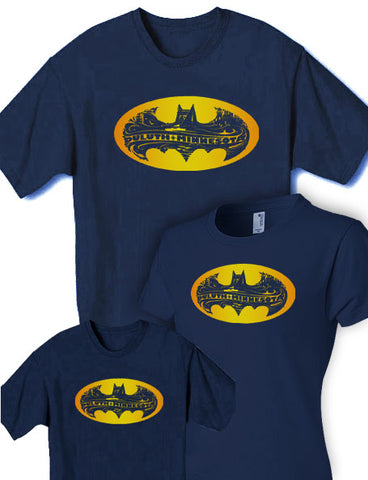 DARK NIGHT Youth size T