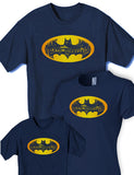DARK NIGHT onesie