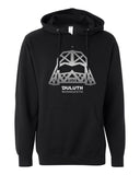 DARTH BRIDGER standard fit hoodie