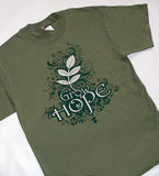 GROW HOPE Standard Fit T - CLEARANCE