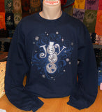 JOY TO THE WORLD Standard crewneck sweatshirt- ON CLEARANCE!