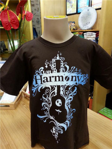 Live in Harmony Organic - Youth Tee