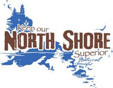 NORTH SHORE Sustainable Zip Hoodie - ON CLEARANCE!