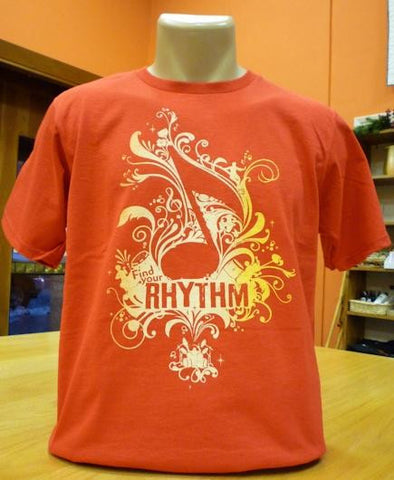 FIND YOUR RHYTHM Standard Fit T - ON CLEARANCE!