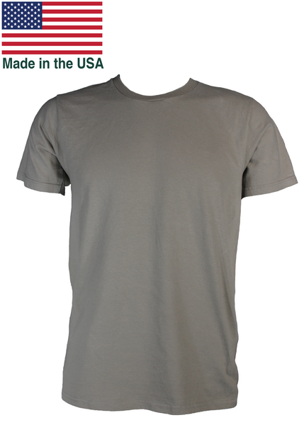 Ringspun Men's Carolina Cotton T-Shirt.  Made in USA