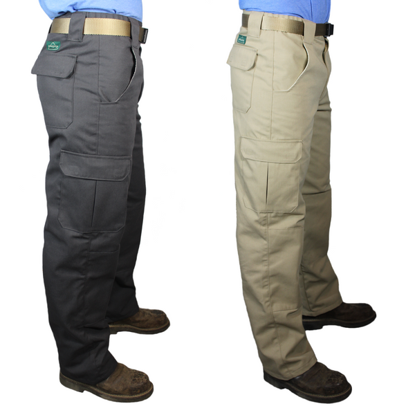 Canyon Men's Hiking Cargo Pants by EchoGorge®. Made in USA