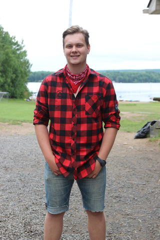 Arrowhead Lumberjack Plaid