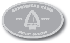 Arrowhead Camp Belt Buckle