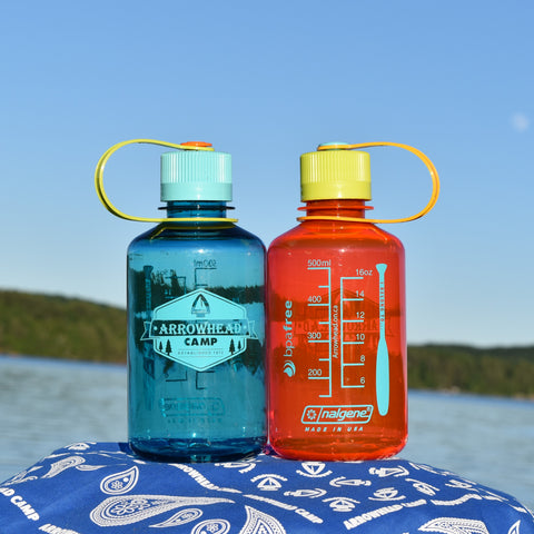1/2 L Arrowhead Camp Nalgene