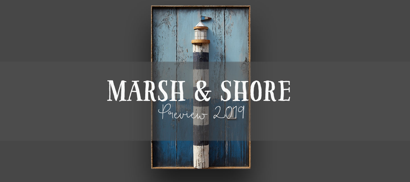 Marsh & Shore Wall Art