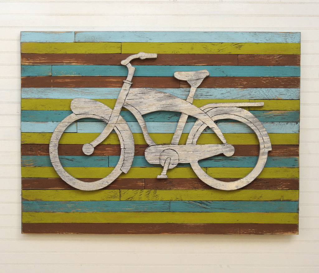 Pallets Beach Bicycle - Haven America