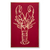 Carved Lobster Wall Art - Haven America
