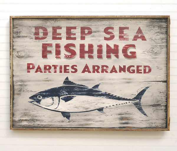 Deep Sea Fishing Parties - Haven America