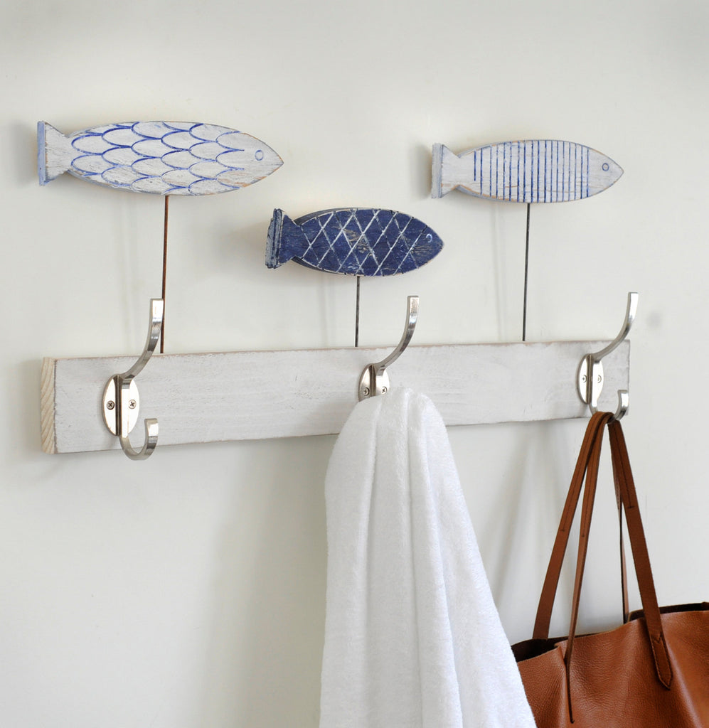 Fish Entryway Coat Hook - Haven America