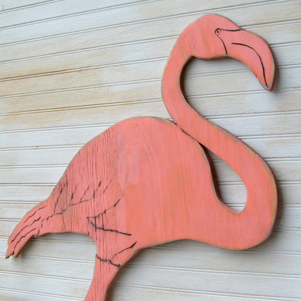 Flamingo Wall Decor - Haven America