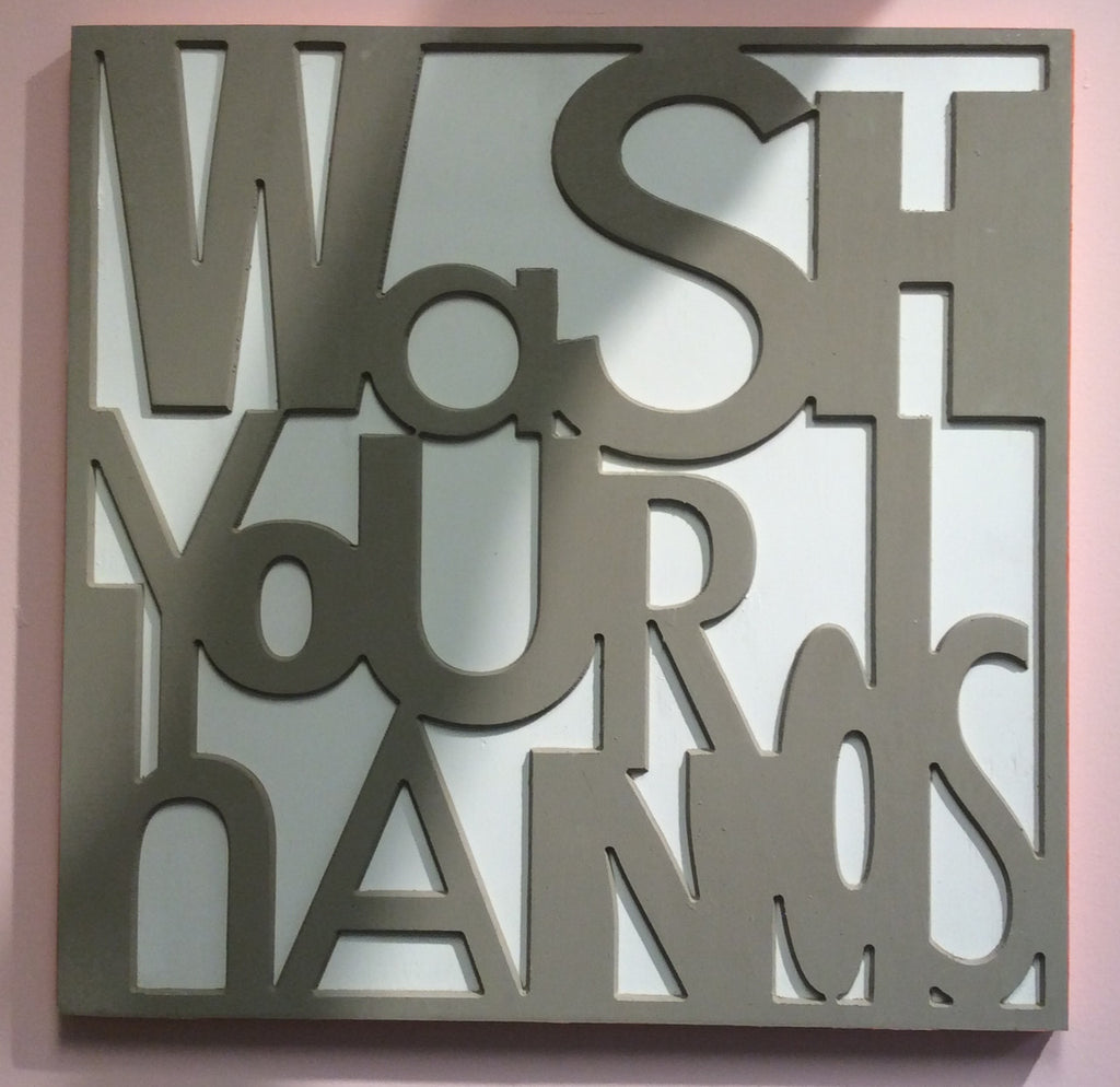 Wash Your Hands Oversized - Haven America