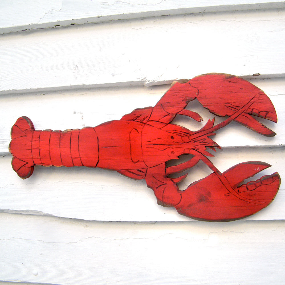 Lobster Wall Art Large - Haven America