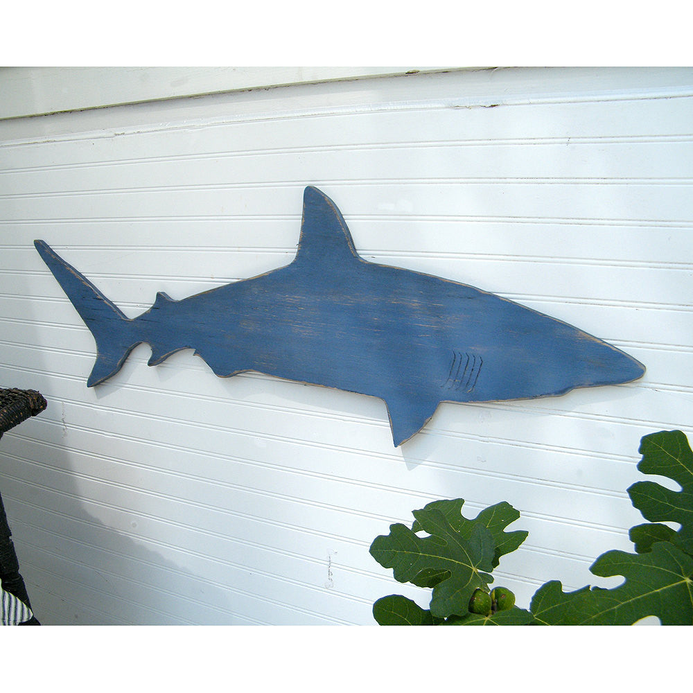 Mako Shark Large Wall Art - Haven America