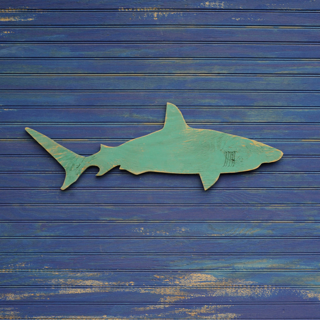 Mako Shark Small Wall Art - Haven America