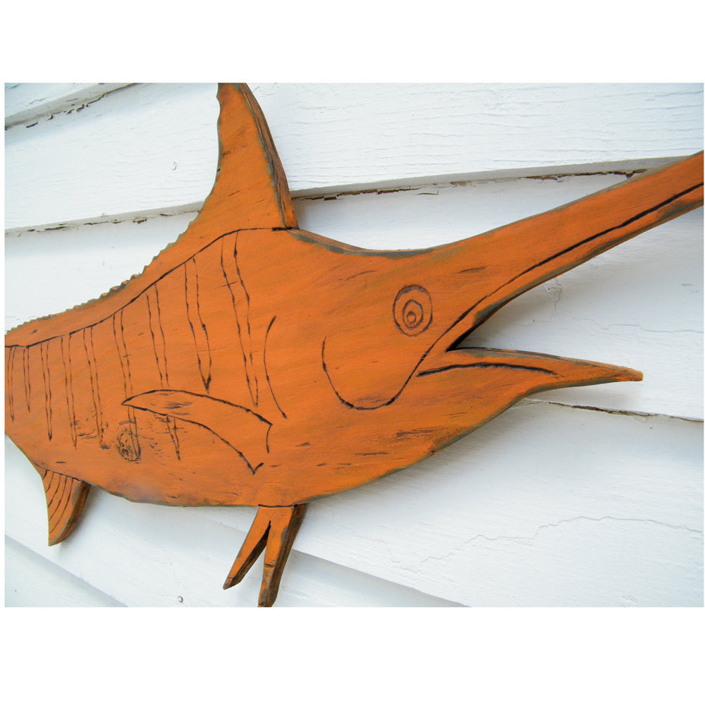 Marlin Fish Wall Decor - Haven America