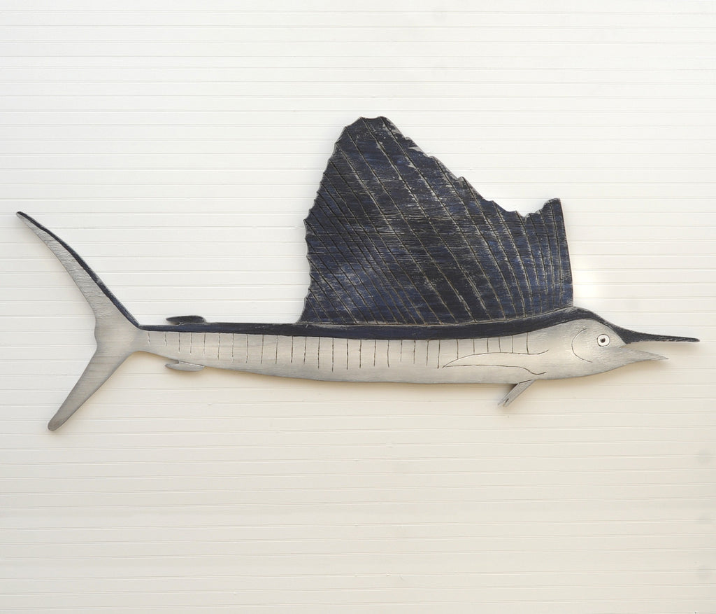 Sailfish Wall Decor Large Wall Decor - Haven America