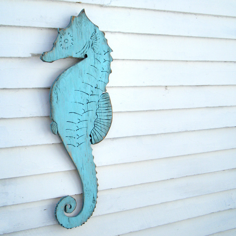 Seahorse Wall Decor - Haven America