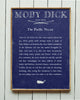 Queequeg in His Coffin No. 110 Moby Dick Book Plate Framed - Haven America