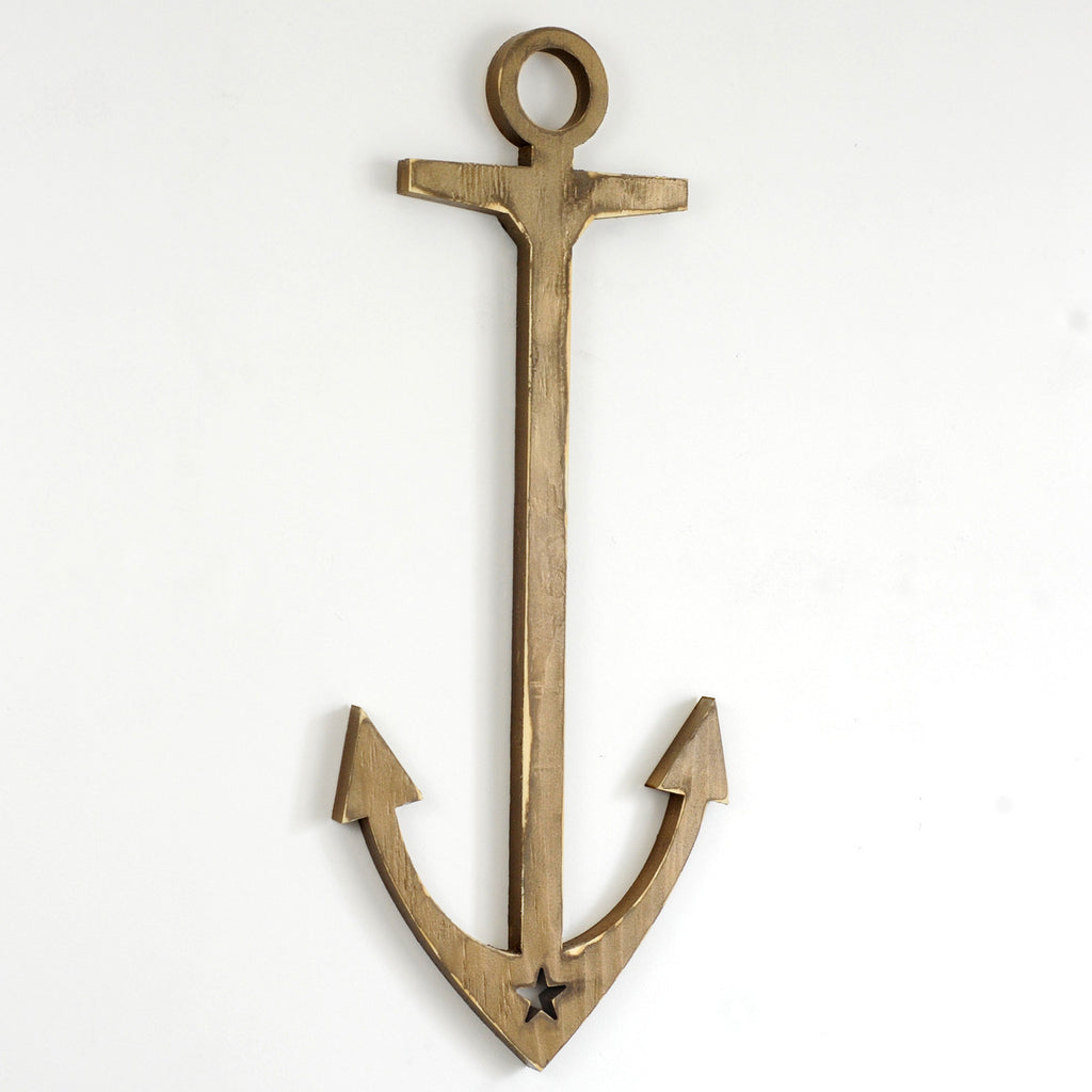 Star Anchor Wall Decor - Haven America