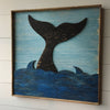 Whale Tail Framed - Haven America