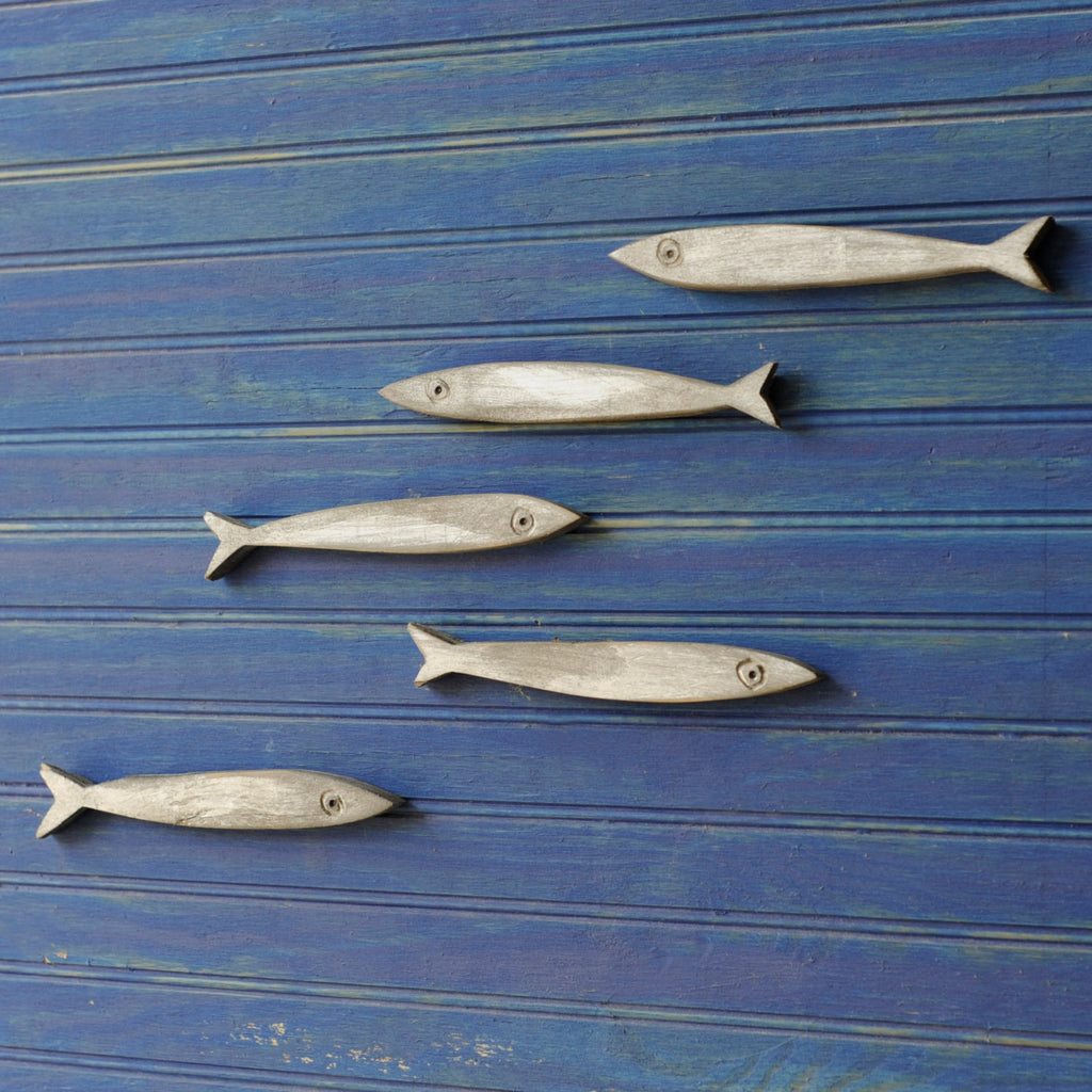 Minnow Fish School Set (5) - Haven America