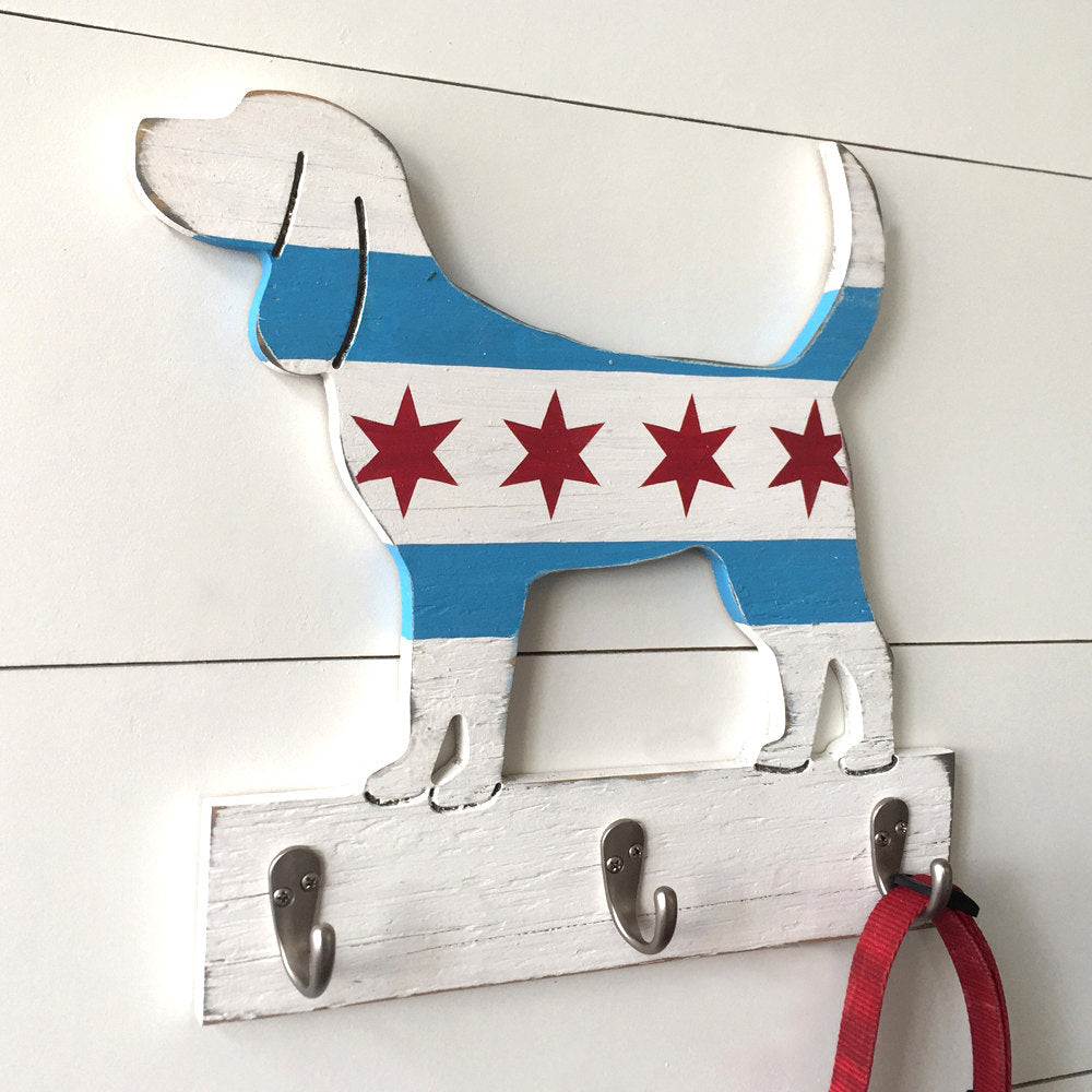 Chicago Beagle Leash Hook - Haven America