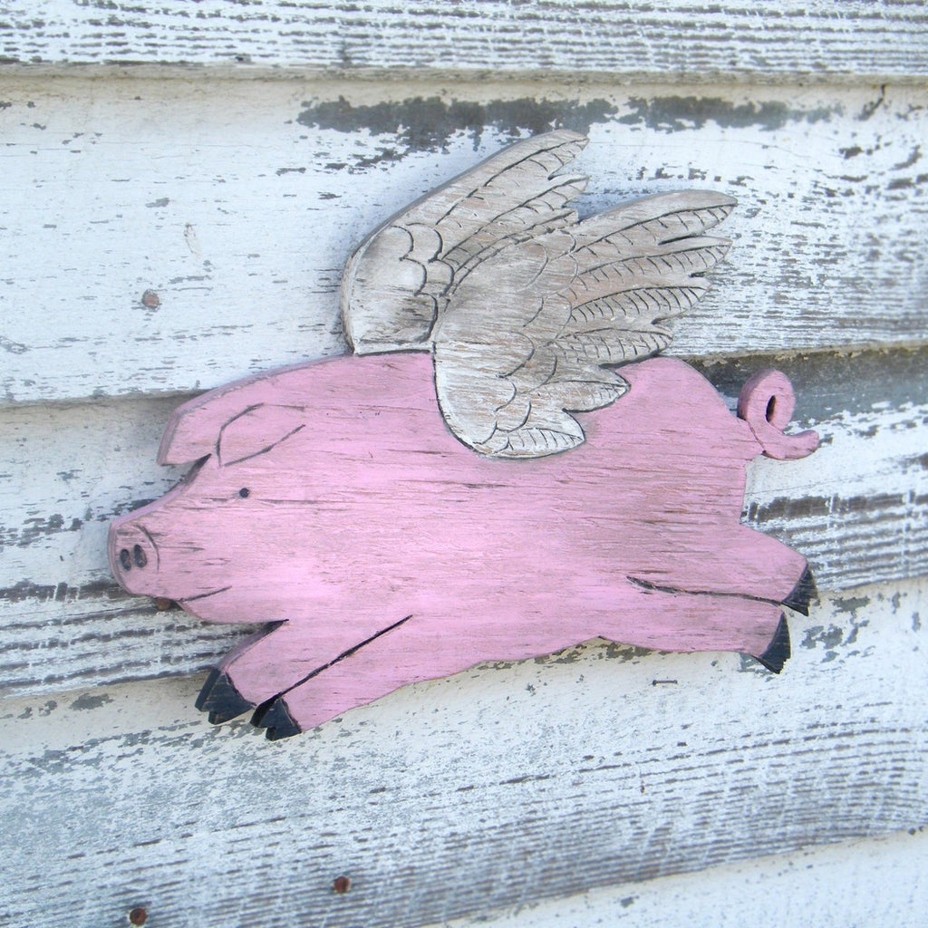 Flying Pig - Haven America