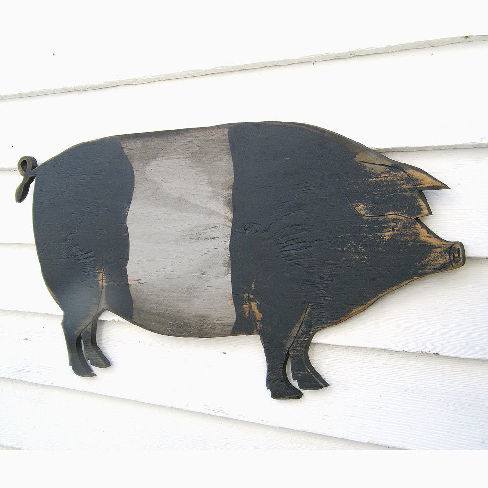 Belted Pig Saddleback - Haven America